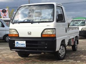 ホンダ アクティトラック SDX 三方開 ワンオーナー 法定12か月点検整備付