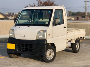 三菱 ミニキャブトラック Vタイプ 法人ワンオーナー 法定12か月点検整備付