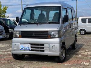 三菱 ミニキャブバン CD ハイルーフ AC PS ワンオーナー タイミングベルト交換済 法定12か月点検整備実施