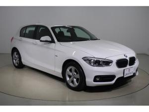 BMW 1シリーズ 118d スポーツ 衝突軽減ブレーキ・LEDヘッドライト・スマートキー・純正アルミホイール・純正メモリーナビ・バックカメラ・DVD再生・Bluetooth・ETC
