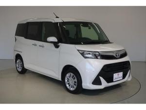 トヨタ タンク G トヨタセーフティセンス・両側電動スライドドア・スマートキー・社外メモリーナビ・バックカメラ・Bluetooth・ETC・ドライブレコーダー