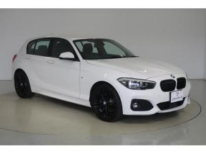 BMW 1シリーズ 118d Mスポーツ エディションシャドー ACC付・衝突軽減ブレーキ・LEDヘッドライト・前席パワーシート・前席シートヒーター・本革シート・スマートキー・純正AW・純正HDDナビ・バックカメラ・DVD再生・Bluetooth・ETC