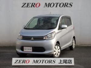 三菱 eKワゴン M 保証付 ETC キーレス 保証付