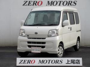 トヨタ ピクシスバン クルーズターボ ハイルーフ 4WD CD ETC