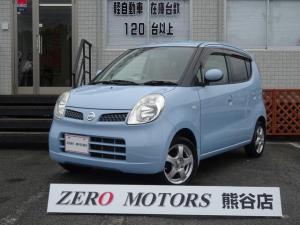 日産 モコ E 修復無 スマ-トキ- CD アルミ 電格ミラー