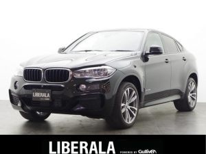 BMW X6 xDrive 35i Mスポーツ ACC 黒革 HUD