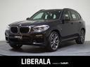 BMW/BMW X3 xDrive 20d Mスポーツ 1オーナー/黒革/禁煙車