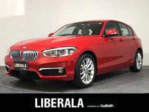 BMW 1シリーズ 118d ファッショニスタ ACC/純正ナビ/ベージュレザー/パワーシート純正ナビ/バックカメラ/ETC/ドライブレコーダー/アダプティブクルーズコントロール/純正ナビ/CD/DVD/MSV/ミラーETC