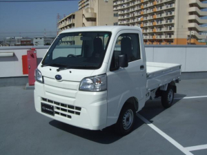 スバル サンバートラック TB 2WD 4AT 元デモカー AM/FMラジオ ETC