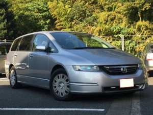 ホンダ オデッセイ CVT HDDナビエディション限定車 1ナンバー貨物
