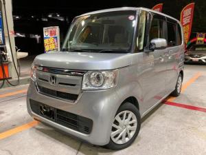 ホンダ N-BOX G・L ホンダセンシング・カーナビ・バックモニター・ETC・禁煙車