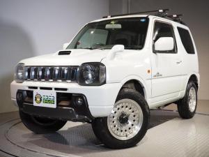 スズキ ジムニー ランドベンチャー 4WD・ナビ・キーレス・シートヒーター・純正AW・パワーウィンドウ