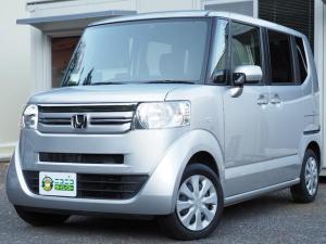 ホンダ N-BOX G ナビ・ETC・バックモニタ・プッシュスタート・オートAC・ブルートゥース・アイドルストップ・ABS