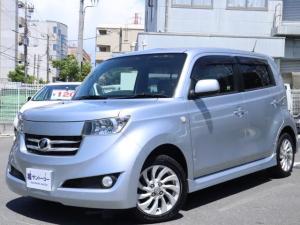 トヨタ bB Z Xバージョン 休憩モード機能付きフロントシート ボディガラスコーディング施工付き