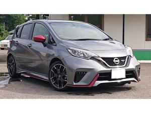 日産 ノート ニスモ S  5速M/T HKSマフラー 車検 令4年3月