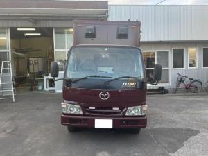 マツダ タイタンダッシュ  LPG燃料 トラック キッチンカー オーダー型キッチンカー 当社オリジナルパッケージ