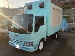 マツダ タイタンダッシュ  ガソリン車 トラック キッチンカー オーダー型キッチンカー 当社オリジナルパッケージ