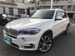BMW X5 xDrive 35d xライン アドヴァンスドアクティブセーフティPKG コンフォートPKG ACC