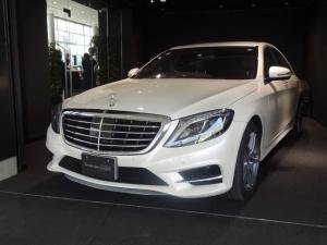 メルセデス・ベンツ Sクラス S400h AMGライン ダイヤモンドホワイト 認定中古車