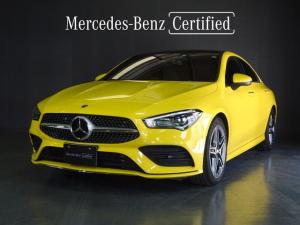 メルセデス・ベンツ CLAクラス CLA200d AMGライン ナビゲーションパッケージ アドバンスドパッケージ レーダーセーフティーパッケージ 認定中古車