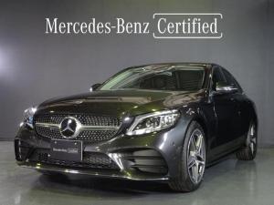メルセデス・ベンツ Cクラス C200 ローレウスエディション 新車保証継承 認定中古車2年保証