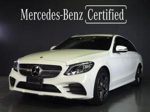 メルセデス・ベンツ Cクラスステーションワゴン C200ステーションワゴンロレウスEDスポツプラスP スポーツプラスパッケージ ヘッドアップディスプレイ  AIR BODY CONTROLサスペンション 認定中古車2年保証