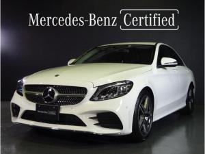 メルセデス・ベンツ Cクラス C200 ローレウスエディション レインセンサー オートパイロットシステム パドルシフトタッチパッド コックピットディスプレイタイヤクウキアツケイコクシステムスポーツサスペンション 新車保証継承 認定中古車2年保証