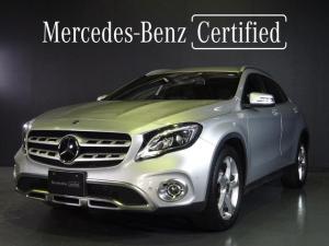 メルセデス・ベンツ GLAクラス GLA180 レーダーセーフティ ベーシックPKG 純正ナビTV 認定中古車2年保証