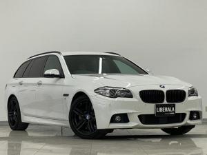BMW 5シリーズ 523dツーリング Mスポーツ ACC 純正HDDナビ フルセグTV ドラレコ前後 インテリジェントセーフティ コンフォートアクセス SOSコール 純正OP19インチAW LEDライト 電動リアゲート パワーシート PDC ETC