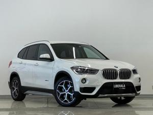 BMW X1 xDrive 18d xライン インテリジェントS ハイラインPKG レザーシート シートヒーター パワーシート 純正HDDナビ バックカメラ ETC コンフォートアクセス PDC オートライト LED 電動リアゲート 純正AW