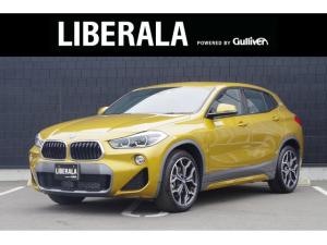 BMW X2 xDrive 20i MスポーツX ACC HUD コンフォートアクセス 純正ナビ バックカメラ インテリジェントセーフティー 電動リアゲート 純正19インチAW ETC LEDヘッドライト Bluetooth接続