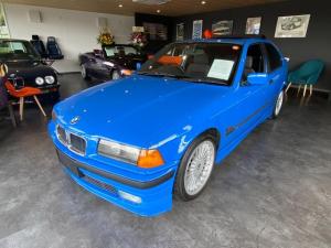 BMW 3シリーズ  コンパクト オープンエア アルピナ仕様