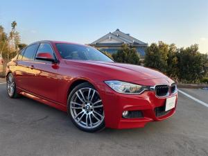 BMW 3シリーズ 320d Mスポーツ HDDナビ CD パワーシート HID 盗難防止システム Bluetooth接続 オートクルーズコントロール スマートキー バックカメラ ドライブレコーダー前後
