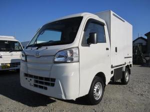 ダイハツ ハイゼットトラック 中温冷蔵冷凍車 ナビ・ETC・カメラ・パワーウインド