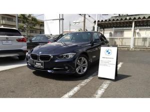 BMW 3シリーズ 320i スポーツ シートヒーター コンフォートアクセス バックカメラ 純正ナビゲーションシステム 電動シート バイキセノンライト