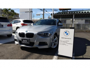 BMW 1シリーズ 116i Mスポーツ 純正ナビゲーションパッケージ ウッドパネル