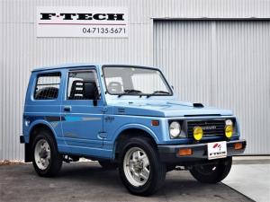 スズキ ジムニー HC 絶版車 ワンオーナー フルオリジナル車 室内保管 5Fマニュアル AC