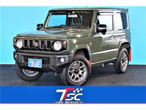 スズキ ジムニー XC ワンオーナー/5MT車/純正8インチナビ/バックカメラ/Bluetoothオーディオ/LEDヘッドライト/シートヒーター/オートライト/衝突軽減ブレーキ/クルーズコントロール/ダウンヒルアシスト/