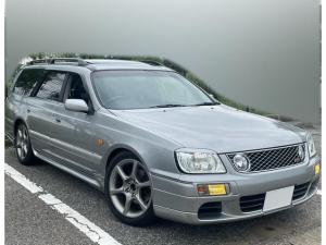 日産 ステージア 25t RS V プライムエディション