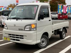 トヨタ ピクシストラック スペシャル 4WD 禁煙 ラジオ AT 割と綺麗な方の軽トラです♪