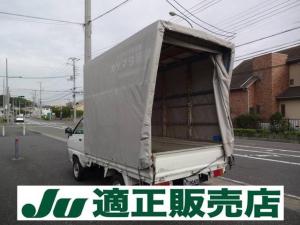 トヨタ タウンエーストラック シングルジャストローDX 幌付 800kg積み コラム5速