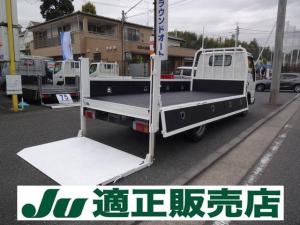 いすゞ エルフトラック 2tロング 垂直パワーゲート かるがるゲート 総重量5t未満