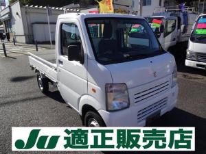 スズキ キャリイトラック KCエアコン・パワステ AT 4WD