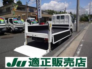 トヨタ トヨエース ロング ジャストロー 垂直パワーゲート付 5F 1.5t