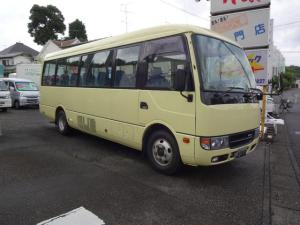 三菱ふそう ローザ 29人乗り バス 自動ドア 3.0Dターボ