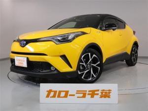 トヨタ C-HR HV G ナビ ETC バックモニター ドラレコ ワンオーナ
