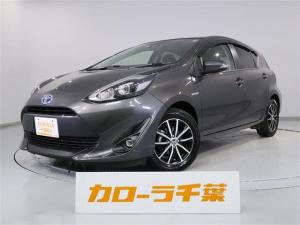 トヨタ アクア S ナビ ETC バックモニタ ドライブレコーダー 安全装備