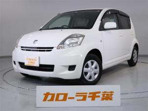 トヨタ パッソ 1.0X ナビ付 CD キーレスエントリー 運転ラクラク