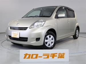 トヨタ パッソ 1.0X AM・FM・CD付きオーディオ ETC キーレス