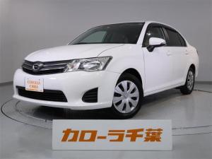 トヨタ カローラアクシオ 1.5X ナビ・ETC・サイドエアバック付き